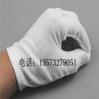 汗布手套批发 汗布手套加工 汗布手套供应